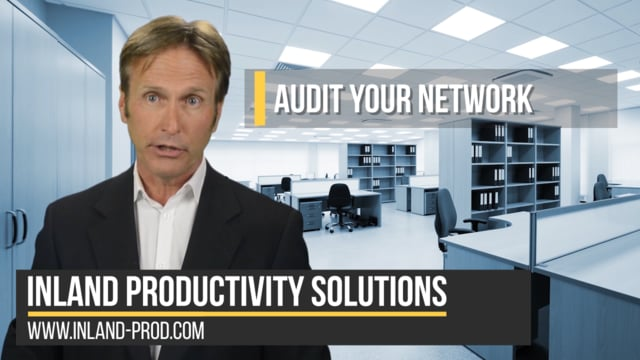 Inland Productivity Solutions - Audit your network